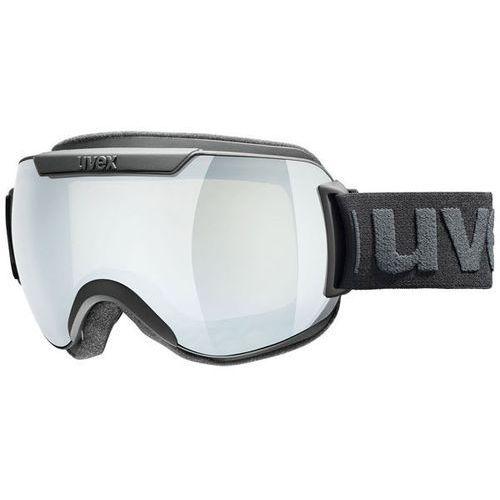 Uvex downhill 2000 fm czarny mirror silver matowa 2017-2018 (4043197304816)