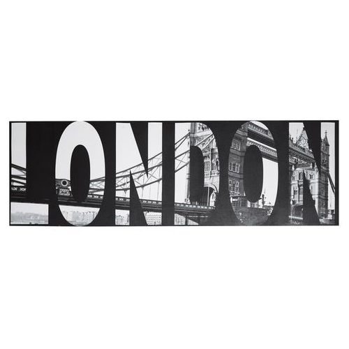 Kare Design Kare Design Cosmopolitan London Obraz na Płótnie 45x140 (30335l) (obraz)