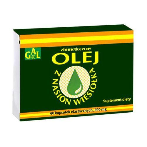 Olej z nasion wiesiołka x 60 kaps (5907501110175)