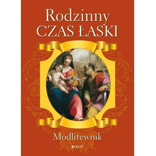 Rodzinny czas łaski Modlitewnik - Praca zbiorowa (160 str.)