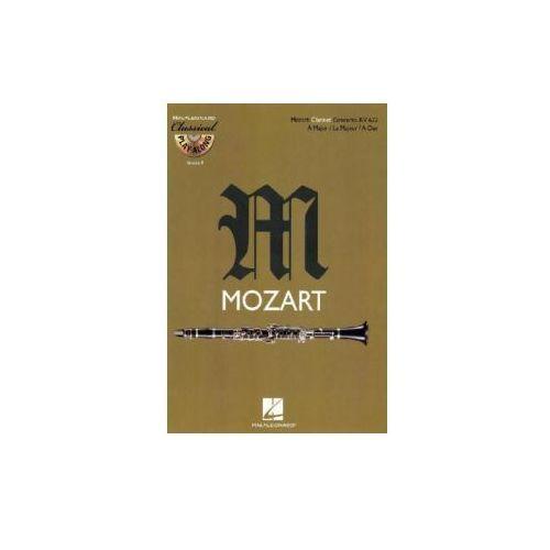 Klarinettenkonzert in A-Dur KV 622. Clarinet Concerto in A Major KV 622, für Klarinette, m. Audio-CD