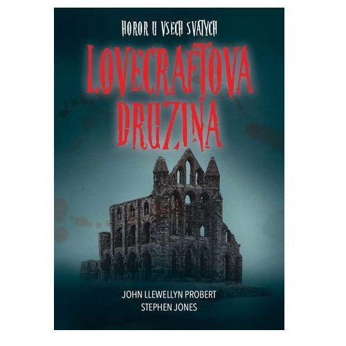 Lovecraftova družina: Horor u Všech svatých John Llewellyn Probert, Stephen Jones