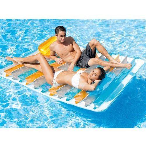 Dwuosobowy materac plażowy 56897 marki Intex