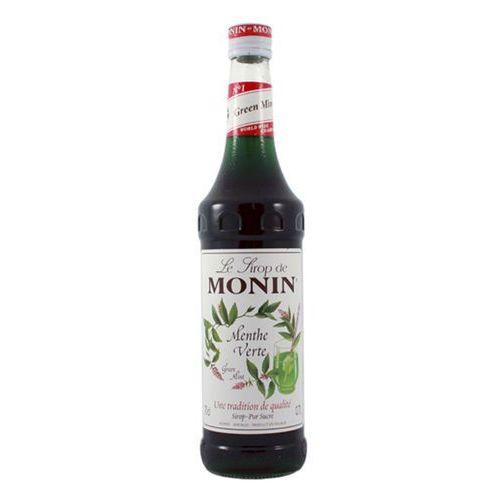 Monin Syrop zielona mięta 0,7l syropy sc-908035 (3052910016456)