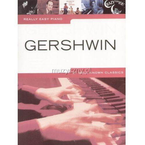 Pwm gershwin george - really easy piano