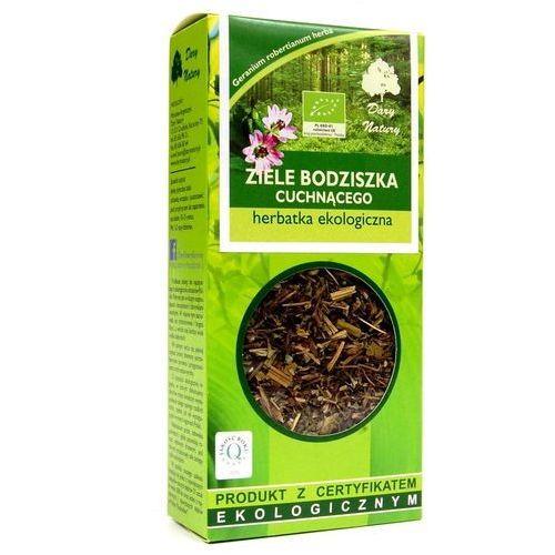 Dary natury - test Herbatka ziele bodziszka cuchnącego bio 25 g - dary natury