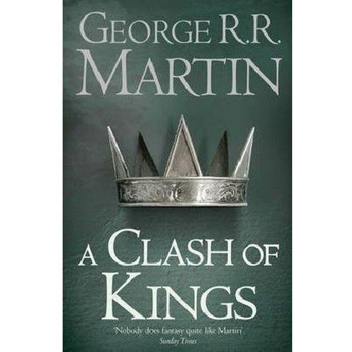 Clash of Kings (Reissue) (9780007447831)