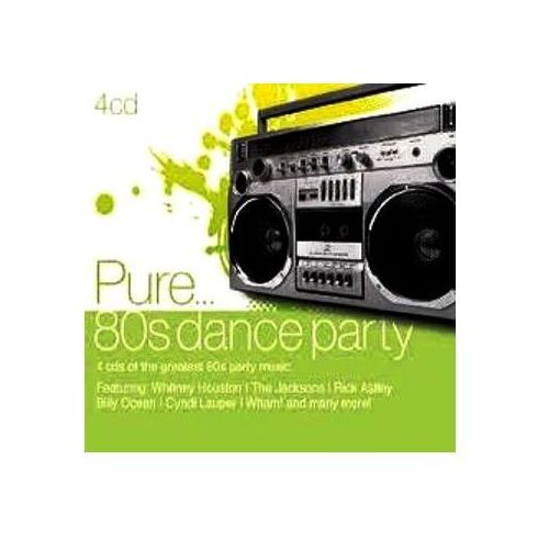 Pure 80s dance party marki Bmg sony music