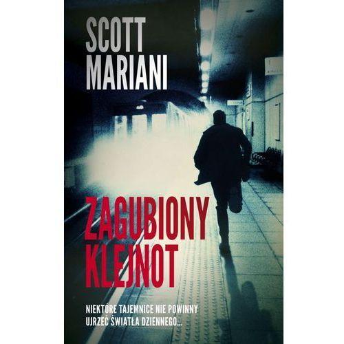 Zagubiony klejnot + zakładka do książki GRATIS, Scott Mariani