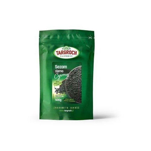 TARGROCH 500g Sezam czarny ziarno (5903229000118)