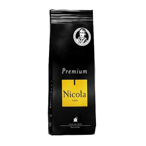 Portugalska kawa ziarnista Nicola Premium 1 kg (5601132110015)