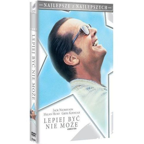 Lepiej być nie może (1997) DVD