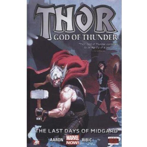 Jason Aaron - Thor (9780785154884)