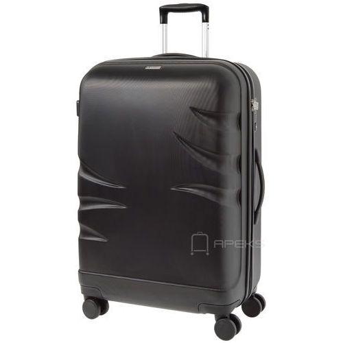 e52800922ffa8 Gabol Rombus walizka duża na 4 kółkach 77 cm   Black - Black  (8425126152730) 229