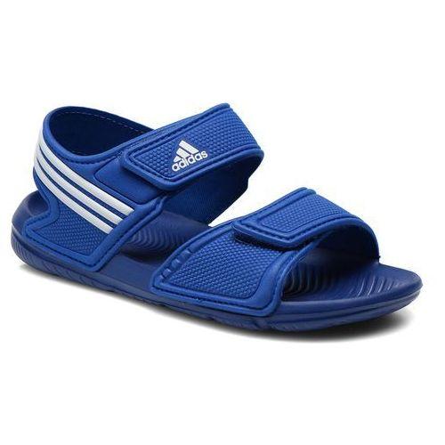 promocje - 20% Sandały  Akwah 9 K Dziecięce Niebieskie, Adidas Performance z Sarenza