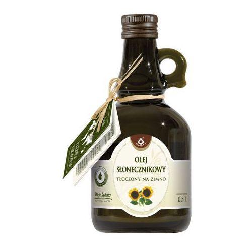 Oleofarm Olej słonecznikowy 500ml