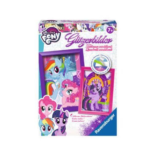 - błyszczące obrazki: my little pony marki Ravensburger