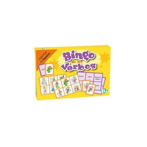 Eli Bingo De Los Verbos Espanol, ELI