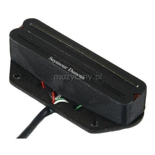 sthr-1b blk tele hot rails przetwornik do gitary elektrycznej do montażu przy mostku marki Seymour duncan
