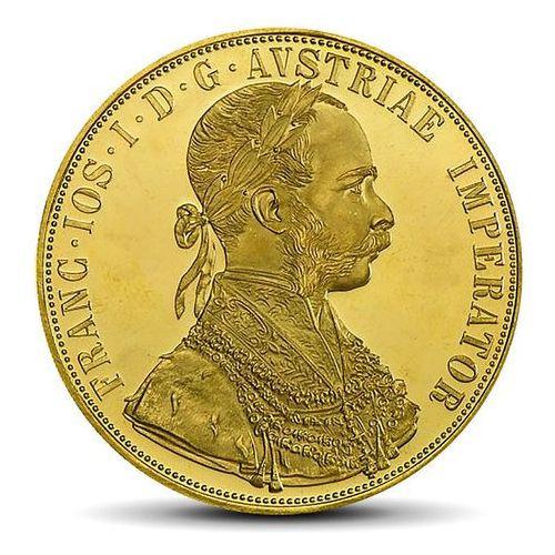 4 Złote Dukaty Austriackie (czworak)