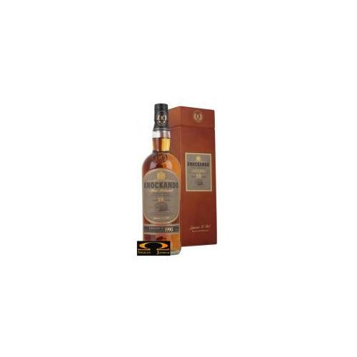 Whisky knockando 18yo slow matured 0,7l w skrzynce marki Classic malts of scotland