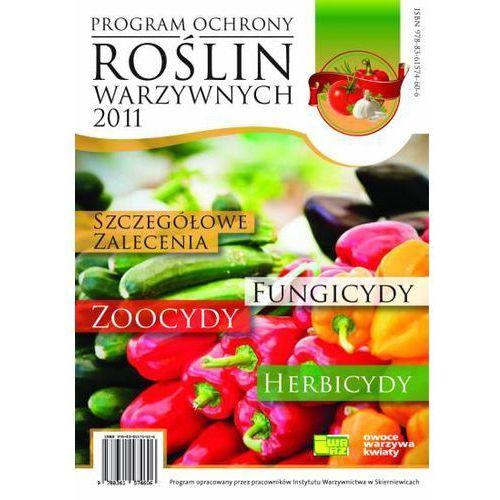 Program ochrony roślin warzywnych na rok 2011