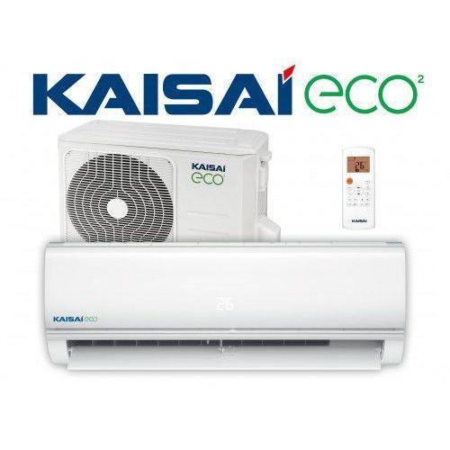 Klimatyzacja ścienna KAISAI seria ECO model 2017 3,5kW/3,8kW (KEM-12KTAI, KEM-12KTAO), KEM-12KTAI, KEM-12KTAO