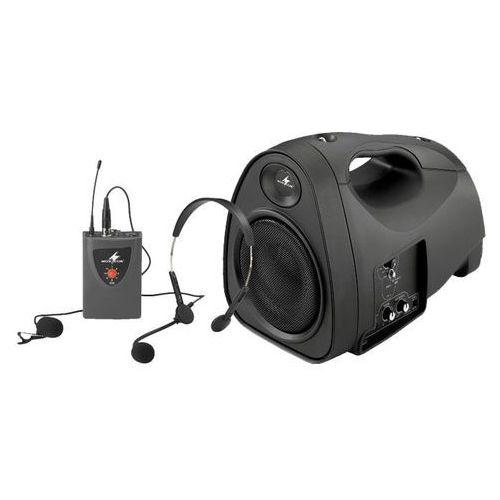 Zestaw nagłaśniający txa-110 + mikrofon klapowy txa-100hse marki Monacor