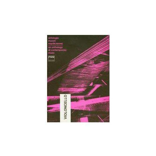 Antologia muzyki współczesnej wiolonczela an anthology of contemporary music marki Polskie wydawnictwo muzyczne