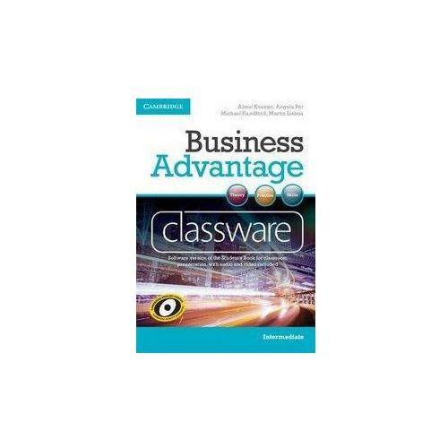 Business Advantage Intermediate Classware DVD (Płyta DVD) (9781107607798)