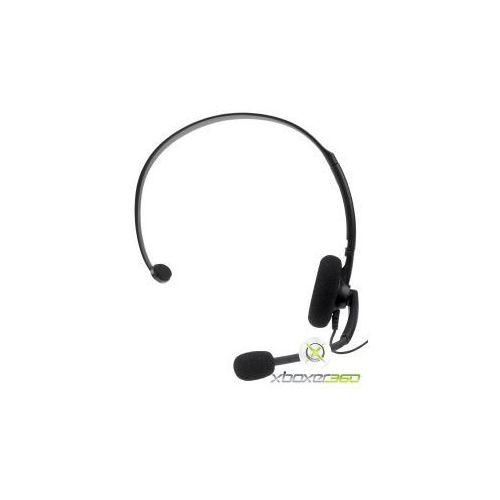 Headset do xbox 360 słuchawki + mikrofon marki Microsoft