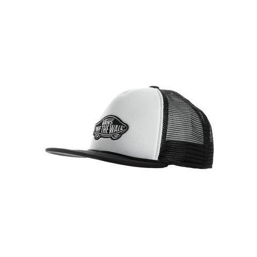 CLASSIC PATCH TRUCKER Czapka z daszkiem white/black, nakrycie głowy, czapka Vans