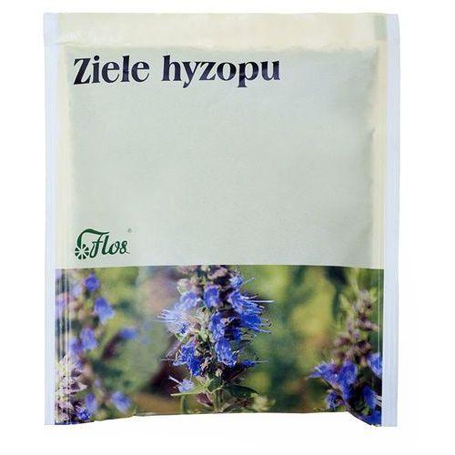 Flos Hyzop ziele hyzopu 50g - ziele, przyprawa (5906365702298)