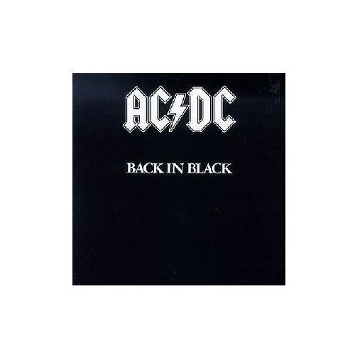 Sony music Ac/dc - back in black (cd)