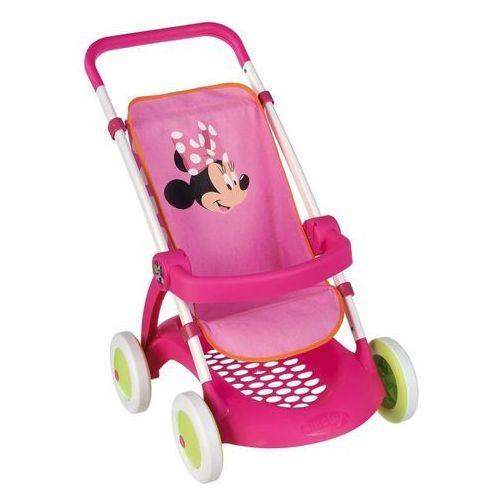 Wózek dla lalek spacerówka Minnie Mouse, Smoby