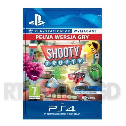 Shooty Fruity (PS4)