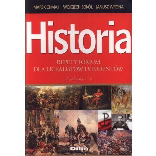 Historia. Repetytorium dla licealistów i studentów. Wydanie 2 (2012)