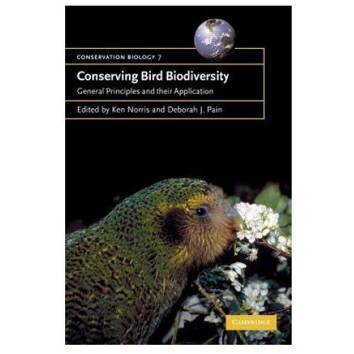Conserving Bird Biodiversity (9780521789493)