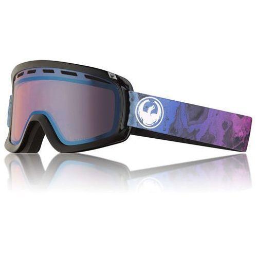 gogle snowboardowe DRAGON - D1Otg Bonus Plus Ink/blueion+Dksmk (351) rozmiar: OS