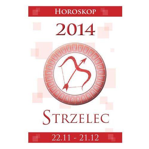 Strzelec Horoskop 2014 - Krogulska Miłosława, Podlaska-Konkel Izabela, Harlequin