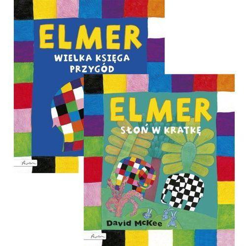 Elmer Wielka księga przygód [McKee David] (9788327103819)