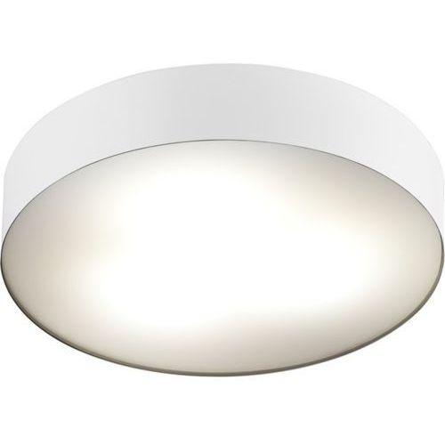 Biały Plafon ARENA WHITE 40cm 6724 + RABAT w koszyku za ilość!!! - Biały (5903139672498)