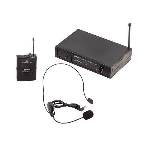 Soundsation wf-u11pd system bezprzewodowy uhf, nagłowny pojedynczy