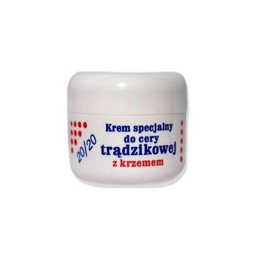 Farmaceutki aleksandra Krem 20/20 do cery trądzikowej z krzemem 30ml