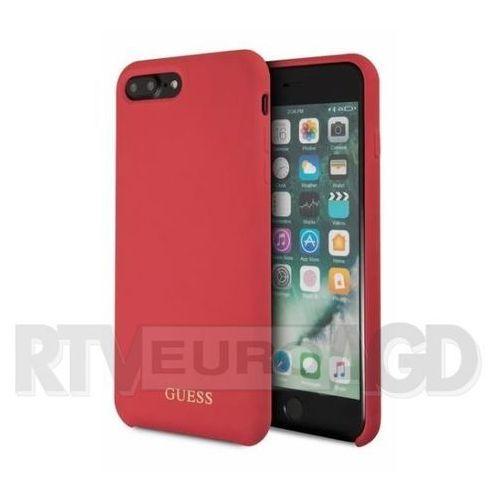 Guess guhci8llsglre iphone 7/8 plus (czerwony) (3700740432921)