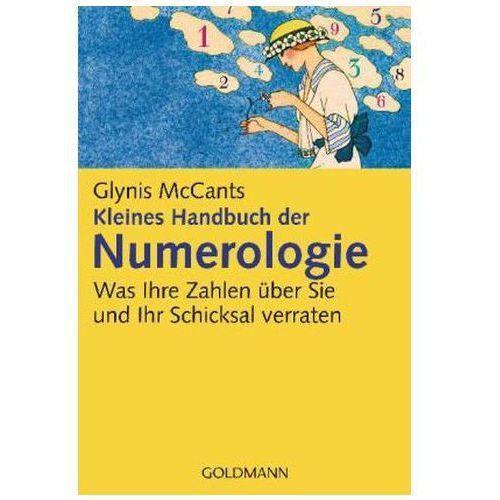 Kleines Handbuch der Numerologie McCants, Glynis