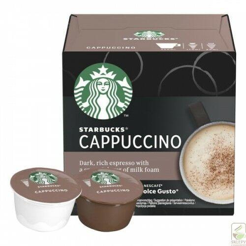 Starbucks Kawa cappuccino 12 szt.