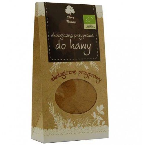 Przyprawa do kawy eko 50g - marki Dary natury