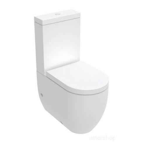 FLO miska WC odpływ pionowy/poziomy 3117 - sprawdź w wybranym sklepie