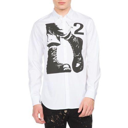 koszula biały it-52, Dsquared2